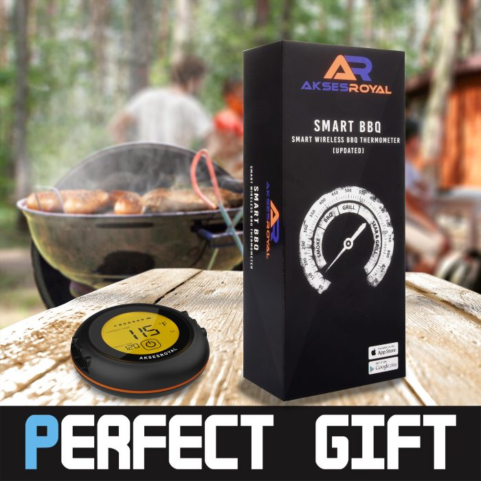 Aksesroyal cooking thermometer
